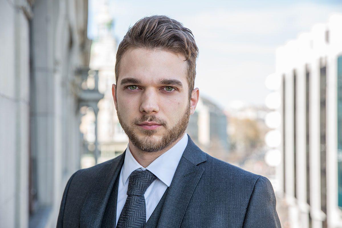 Michael Affolter, Rechtsanwalt